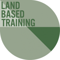 Land Based Training logo